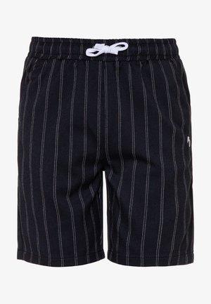PINSTRIPE - Shorts - navy