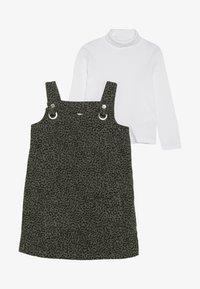 River Island - SET - Denní šaty - khaki - 5