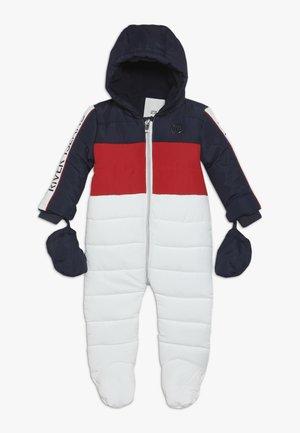 Snowsuit - white