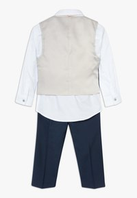 River Island - STANDARD SUIT SET - Suit waistcoat - navy - 1