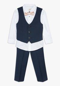 River Island - STANDARD SUIT SET - Suit waistcoat - navy - 0