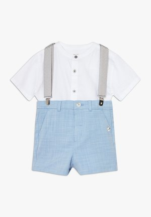 SUIT SET - Shorts - pale blue