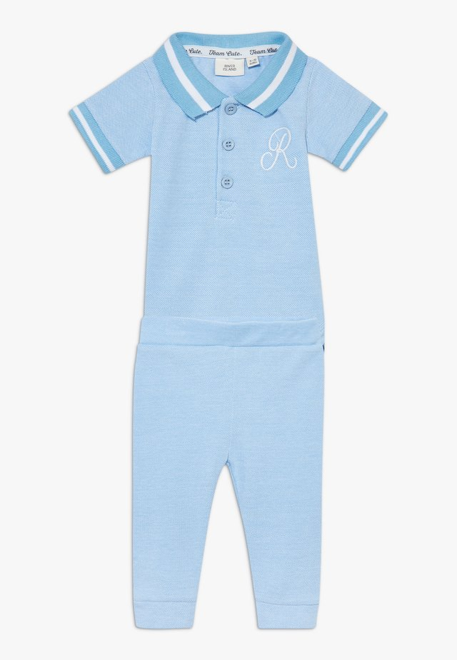 BABYGROW SET - Body - blue