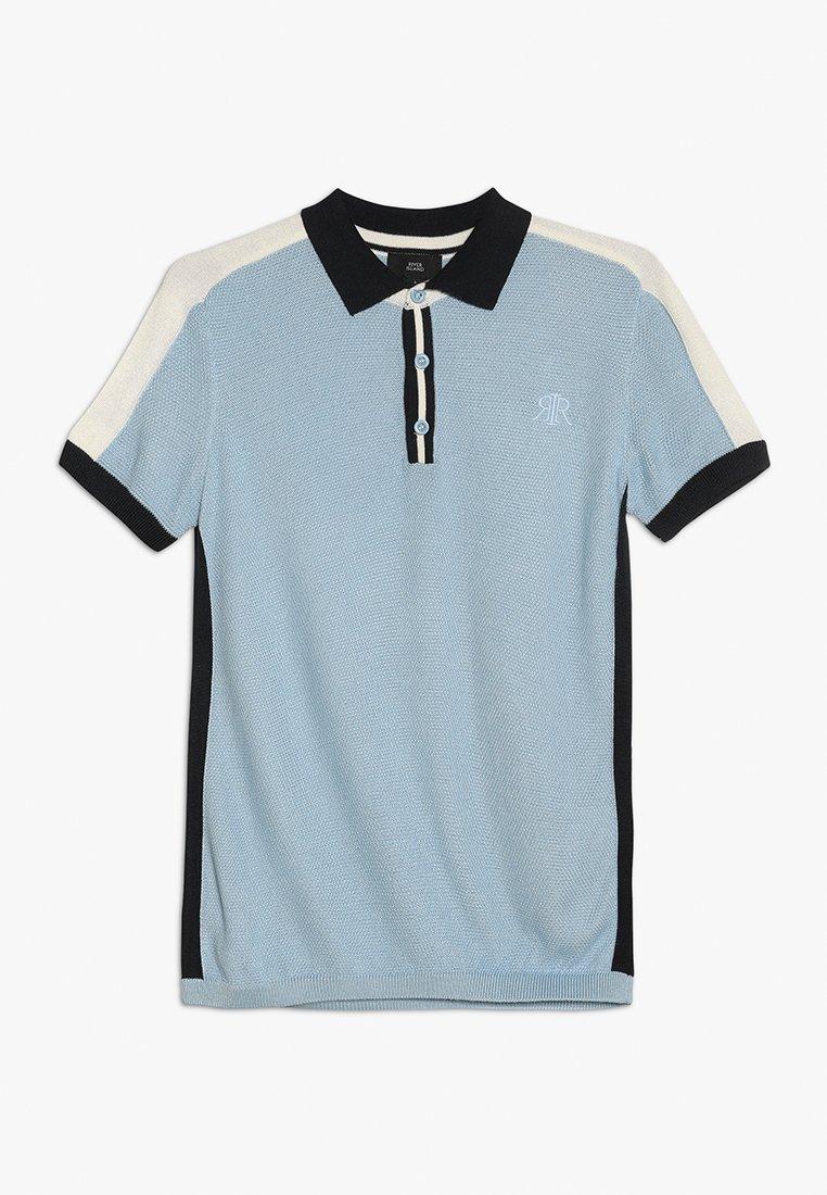 River Island - Polo shirt - blue