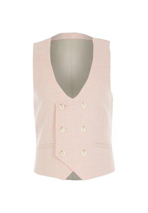 Gilet elegante - pink