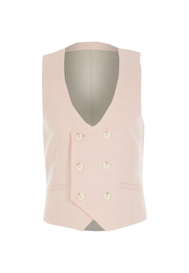 Chaleco de traje - pink