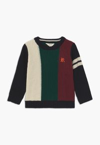 River Island - BLOCKED LOGO JUMPER - Svetr - multi - 0