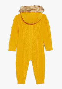 River Island - Overall / Jumpsuit /Buksedragter - ochre - 1