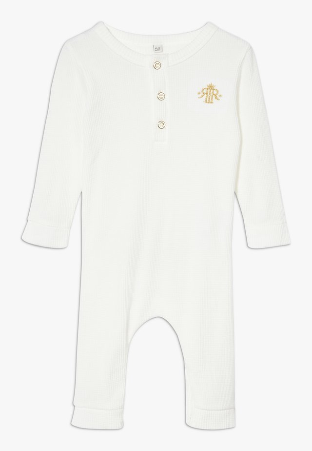 CROWN ALL IN ONE - Jumpsuit - cream