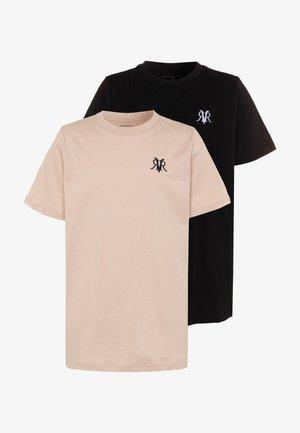 2 PACK - T-shirt basic - multicolor