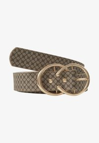 River Island - Waist belt - brown - 3