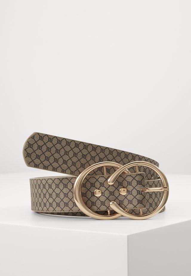 Waist belt - brown