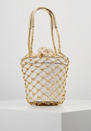 Handbag - beige light