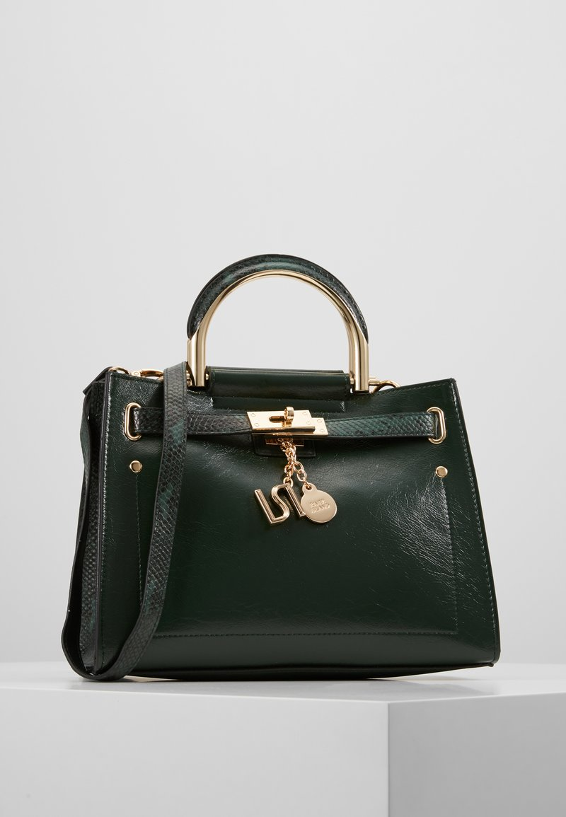 River Island - MEDIUM TOTE - Håndtasker - green