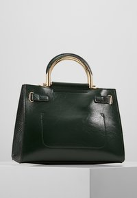 River Island - MEDIUM TOTE - Håndtasker - green - 2