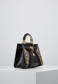 River Island - MEDIUM TOTE - Handbag - black mix - 3