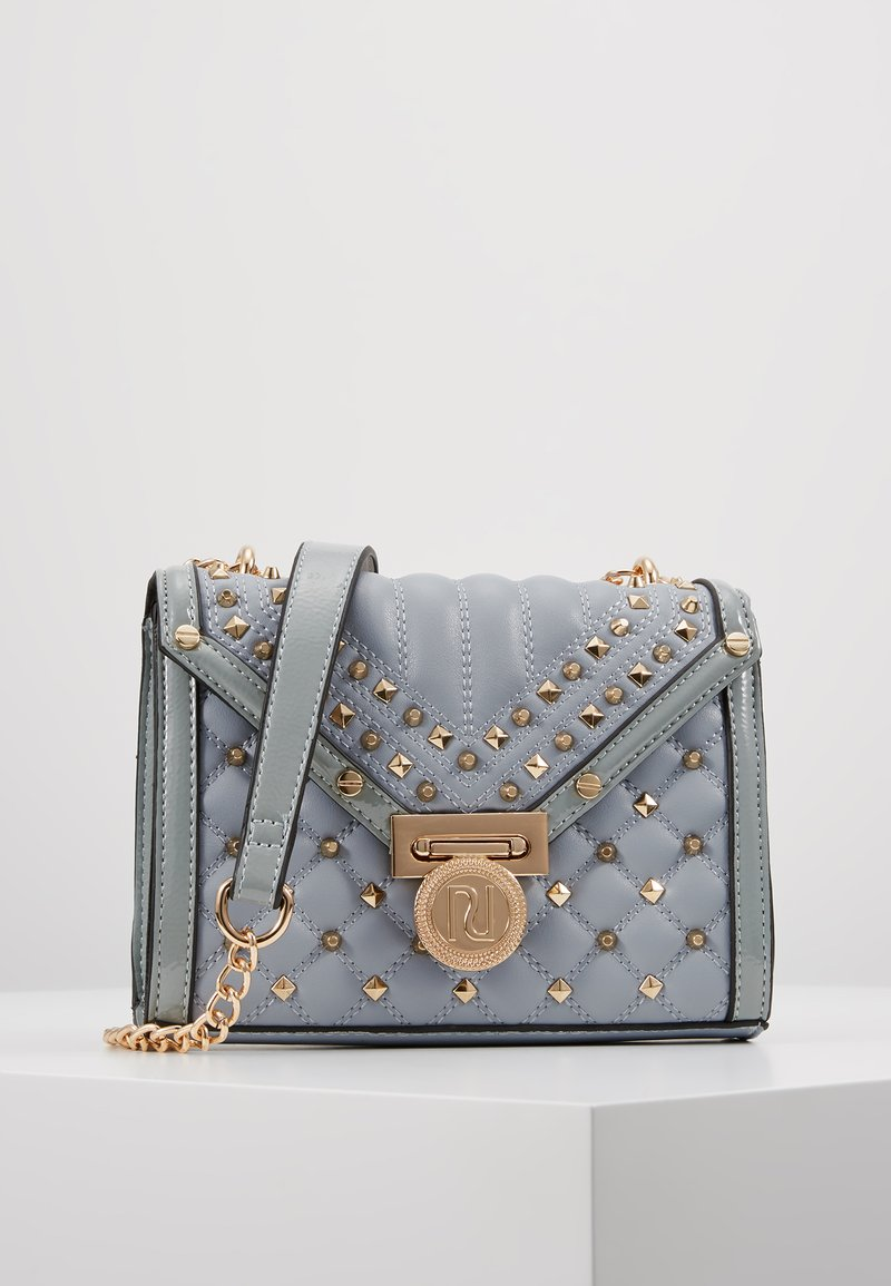 River Island - Across body bag - light blue