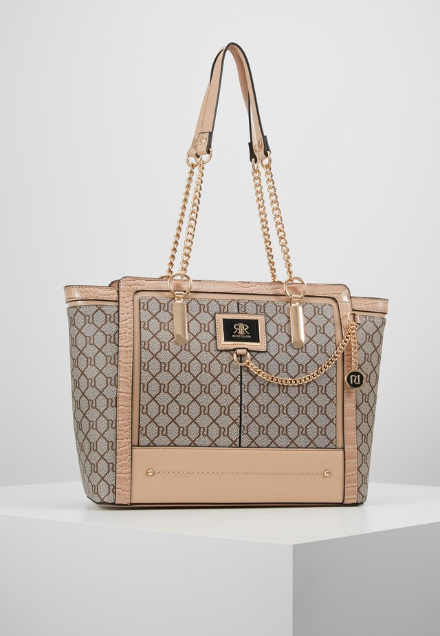 Handväska - beige
