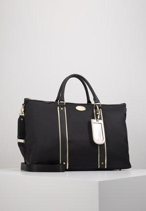 Weekendbag - black