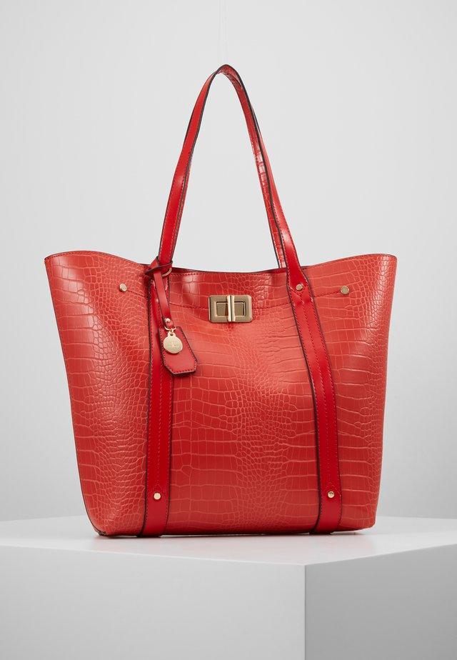 Shoppingväska - red
