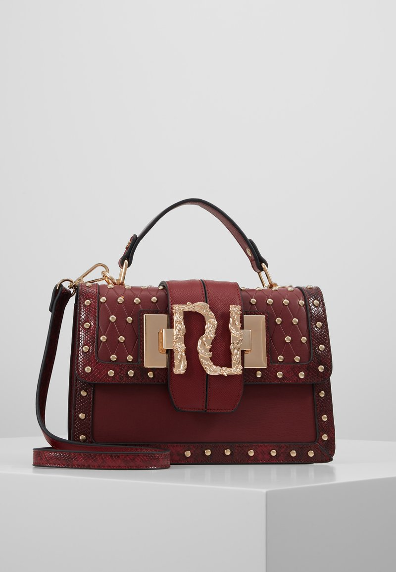River Island - Across body bag - red
