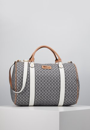 Weekend bag - light grey