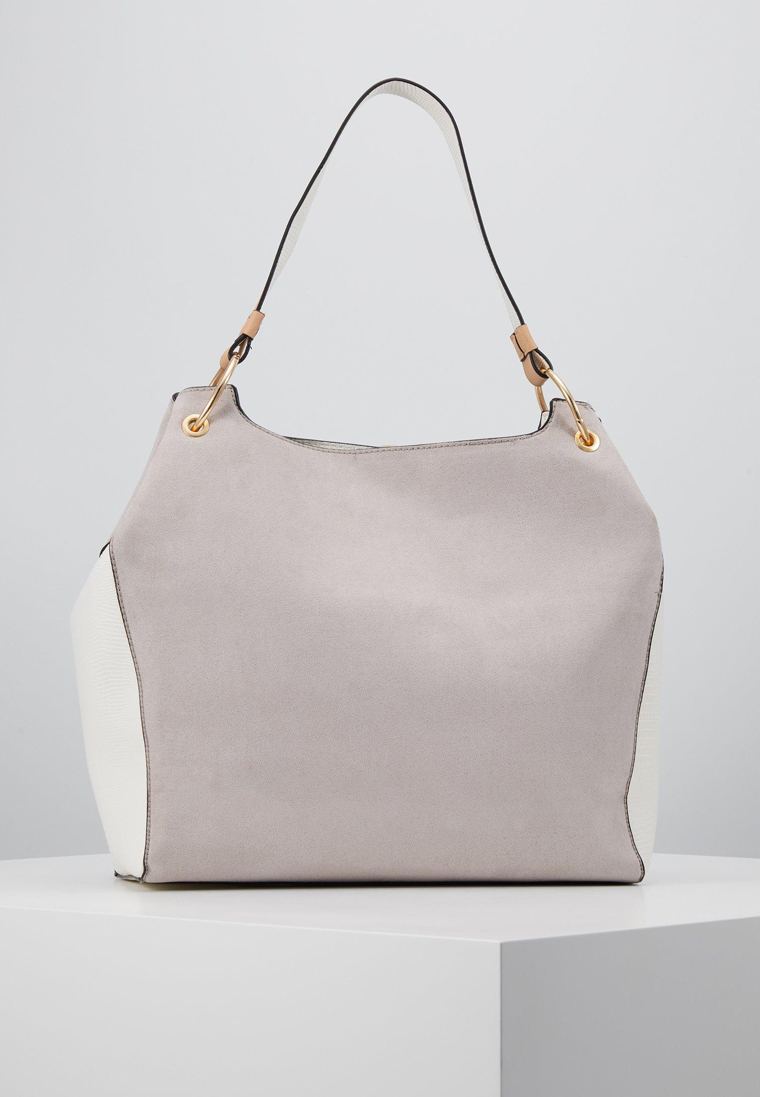 River Island Shoppingväska - light grey