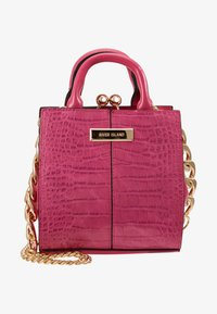 River Island - LADY BAG - Käsilaukku - pink - 1