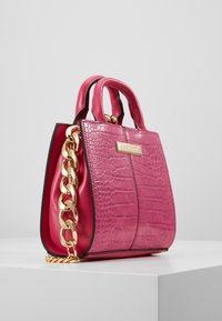River Island - LADY BAG - Käsilaukku - pink
