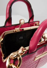 River Island - LADY BAG - Håndveske - pink - 5