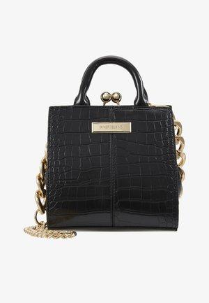 LADY BAG - Håndveske - black