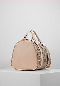 River Island - Weekend bag - beige - 4