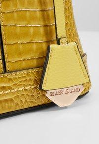 River Island - Handbag - yellow - 5