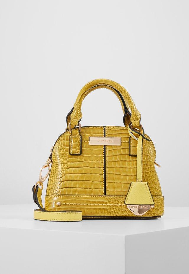 Handtas - yellow