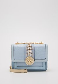 River Island - Skulderveske - light blue - 0