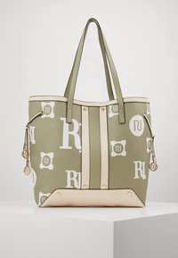River Island - Tote bag - light green - 0