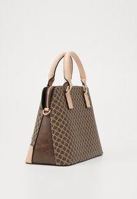 River Island - MEDIUM MONO KETTLE - Handbag - chocolate - 3