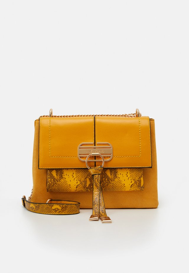 Sac bandoulière - yellow bright