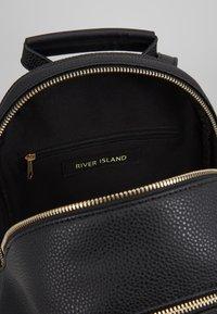 River Island - Rucksack - black - 4