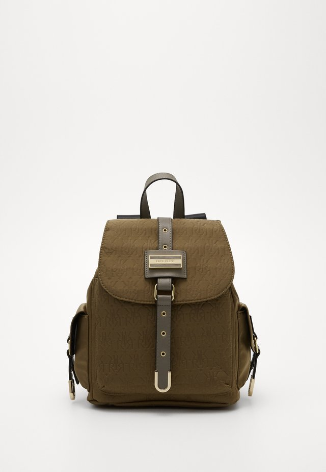 LOCK NYLON BACKPACK - Sac à dos - green