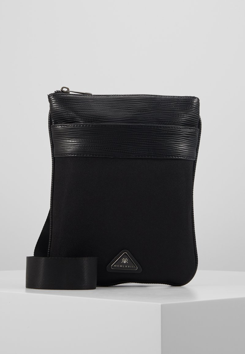 River Island - Across body bag - black