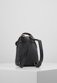 River Island - PANDA SMALL BACKPACK - Tagesrucksack - black - 3