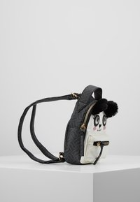 River Island - PANDA SMALL BACKPACK - Tagesrucksack - black - 4