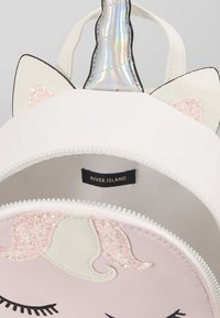 River Island - OMBRE UNICORN BACKPACK - Sac à dos - pink - 5