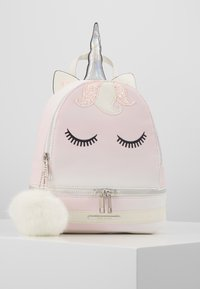 River Island - OMBRE UNICORN BACKPACK - Sac à dos - pink - 0