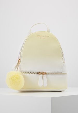 OMBRE BACKPACK - Rucksack - yellow