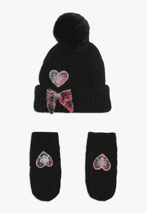 SET - Gorro - black