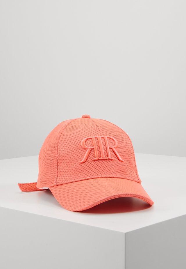 OG CORAL MESH RVR CAP - Hut - coral