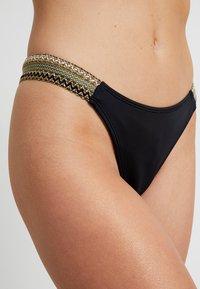 River Island - Braguita de bikini - black - 4