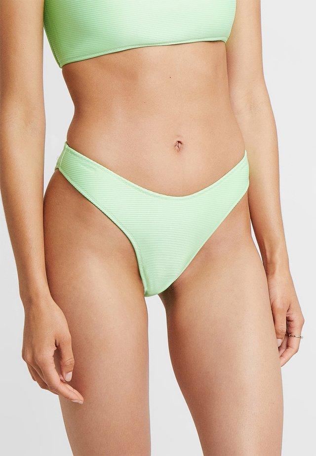 Bikiniunderdel - green bright
